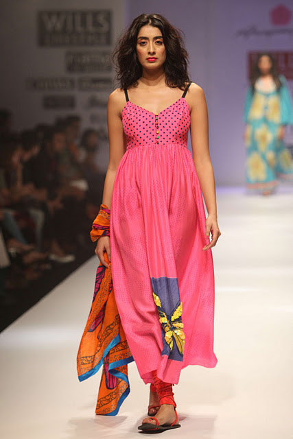 Mac at WLIFW Day 3: Pankaj & Nidhi, Anupamaa Dayal and Nikasha Tawadey