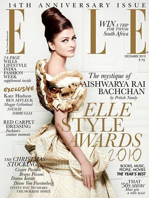 Aishwarya Rai for Elle : Gorgeous, Controversy Or Not !