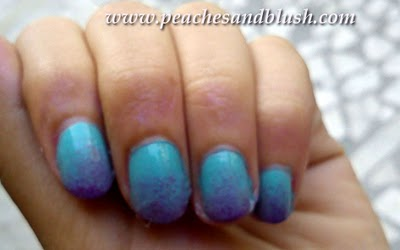 Create Shaded Duochromatic Nails: Tutorial