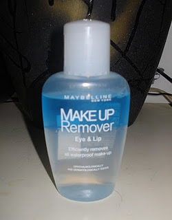 Maybelline Makeup Remover Eye & Lip : Budget Buy !