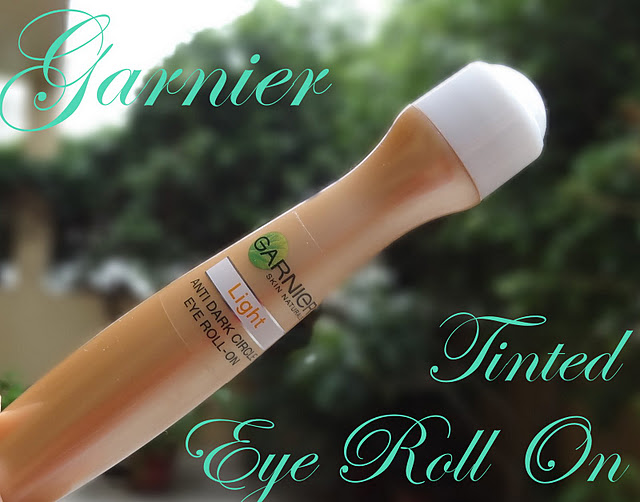 Garnier Tinted Eye Roll On Review