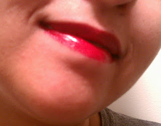 Maybelline Colorsensational Lipstick in Red Revival : Swatch, Review, Photos