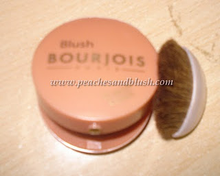 Bourjois Powder Blush in Brun Cuivre 03