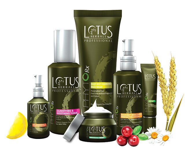 Lotus Herbals Professional Launches – PHYTORx™ Botanical Prescriptions