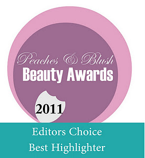 P&B Beauty Awards 2011: Editors Choice Results!