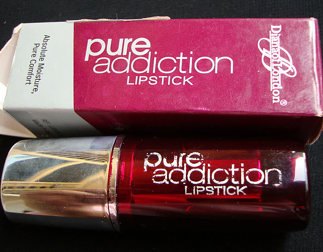 Diana of London Pure Addiction Lipstick in Pink Harmony: Review, Swatch