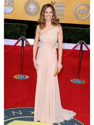 SAG Awards Red Carpet 2011: The Gown Showdown!