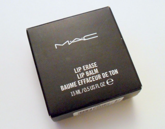Mac Lip Erase Review