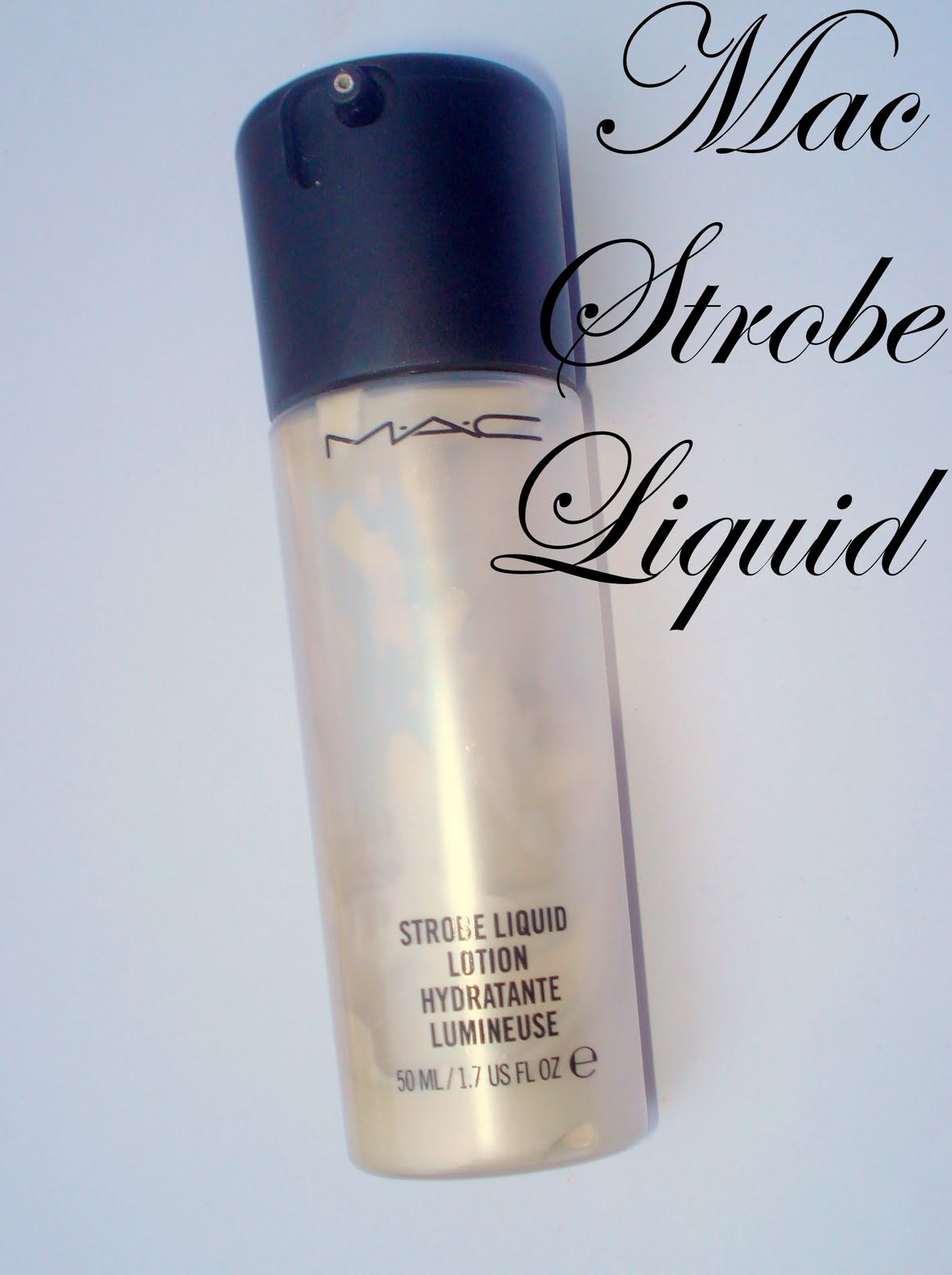 MAC Strobe Liquid Review, Swatches: Faking the J-LO Glow or No?