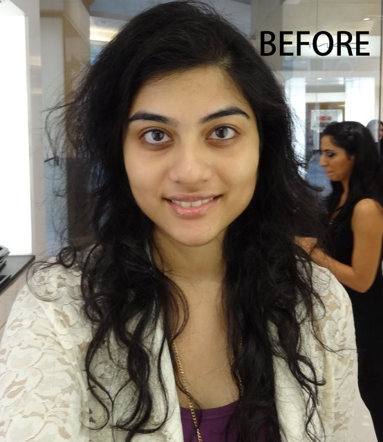 Before & After: My Mac Makeover at Mac Emirates Mall , Dubai