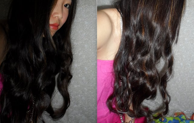 How to Curl  Hair at Home Without Any Heat !