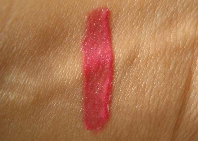 Bourjois 3d Effet Lip Gloss in Rose Lyric : Swatches, Review