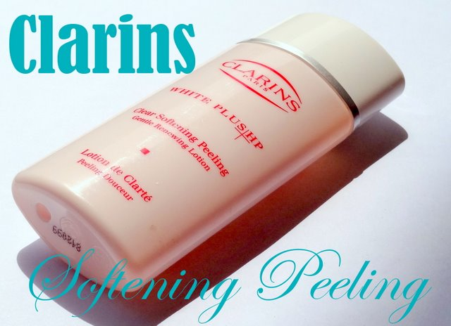 Clarins White Plus Clear Softening Peeling Gentle Renewing Lotion ...