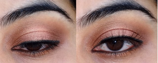 Simple Makeup Tutorial With Mac Bronze & Expensive Pink Eyeshadow!