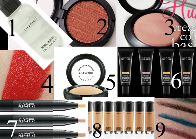 Bedwelming Mac Must Have Products for Spring/Summer 2012 and Insider Makeup &DS94