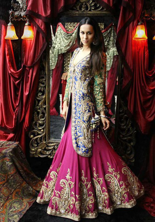 Indian Bridal Lehengas I Would Love To Wear