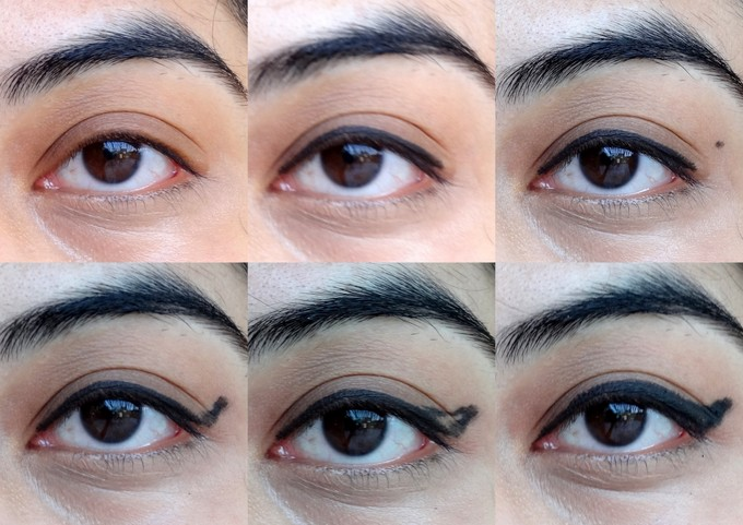 How to do a Winged Eyeliner: Tutorial