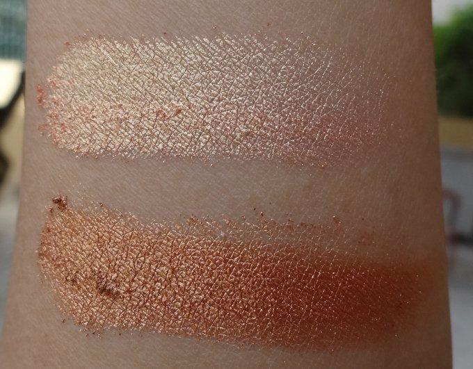 Mac Crushed Metallic Pigment Aloha (Mac Vera Collection)