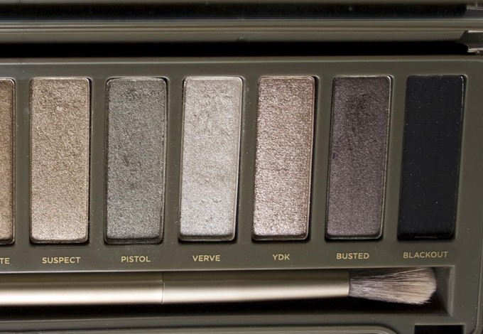 Urban Decay Naked 2 Palette Review & Swatches