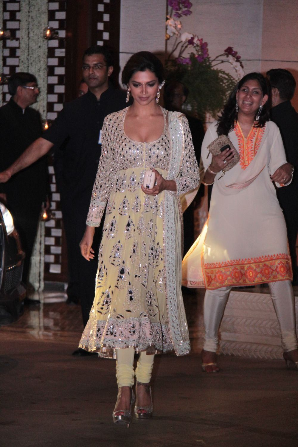 Deepika Padukone at Abu Sandeeps Book Launch Party