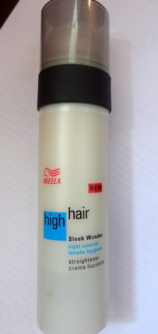 Wella High Hair Sleek Wonder Review