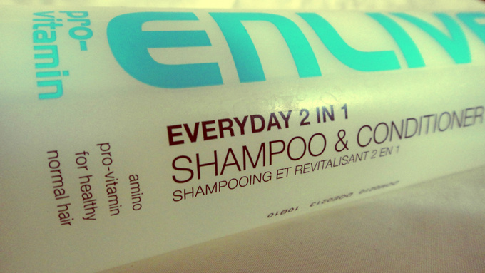 Enliven Pro Vitamin 2 in 1 Shampoo Review