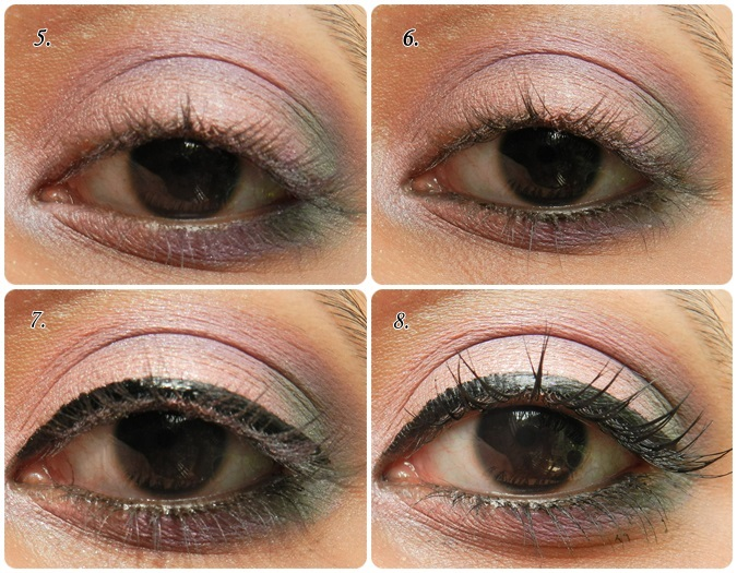 Guest  Makeup Tutorial: Pastel Pink & Green