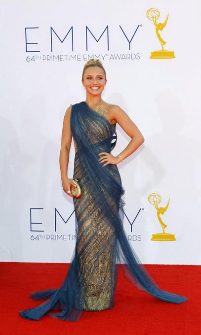 Emmy Awards 2012 : Who Wore What