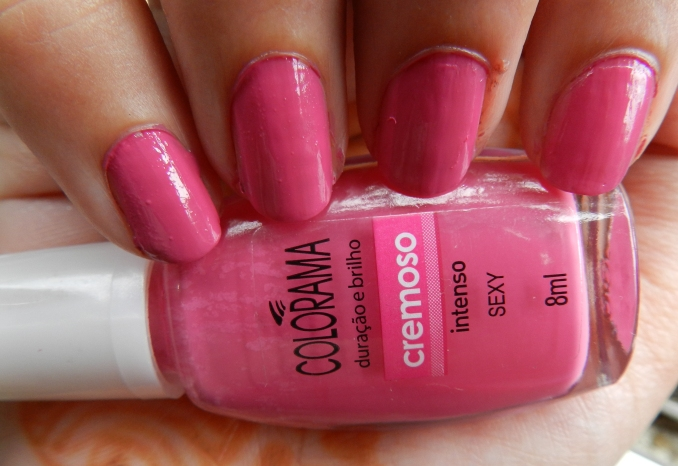 Sexiest nail polish color