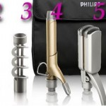 Philips Salon Stylist Hair Curler : My Personal Hair Dresser