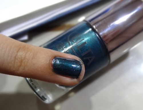 Ulta Salon Formula Nail Lacquer Swatches & Review