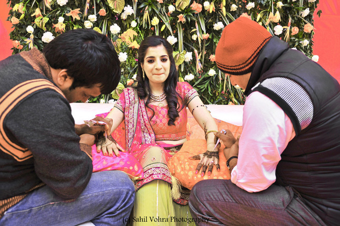 P & B Real Brides: Meet Kriti!