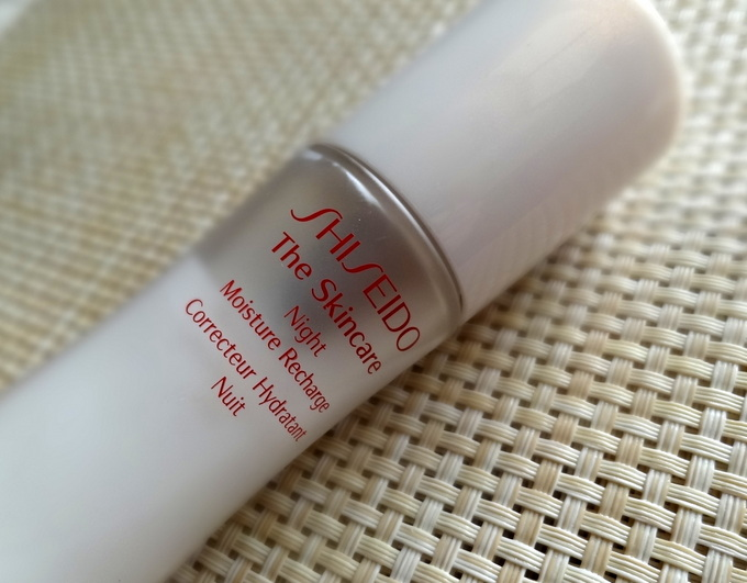 Shiseido Night Moisture Recharge (Regular) Review