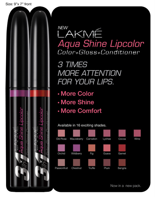 Lakme Launches Fashionably Festive With New Shades in  Lip Colors and Nail Paints!