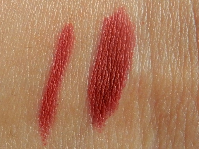 Revlon Lip Liner Pencil in PLum Wine: Swatches & Review