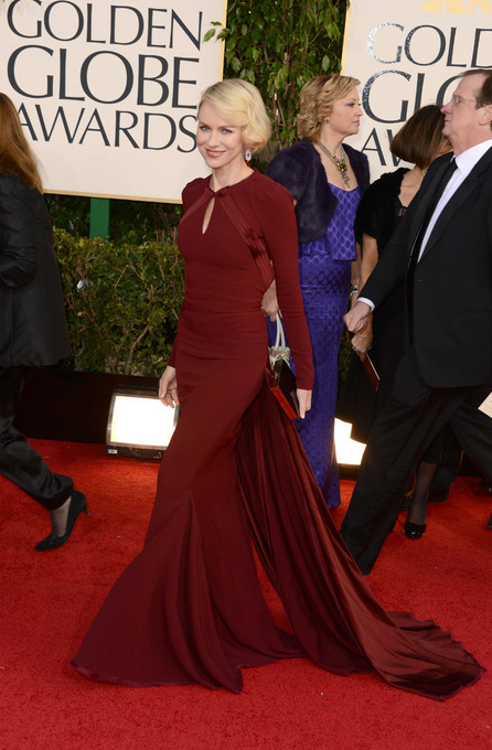 Golden Globes 2013 Red Carpet Photos: Who Wore What