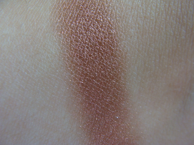 Inglot AMC Shine Eyeshadow 12: A Soft, Versatile Brown !