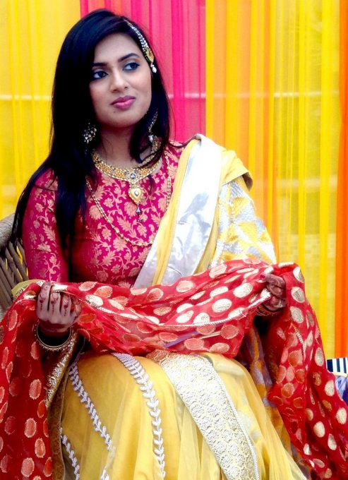 P&B Real Brides: Meet Nandini!