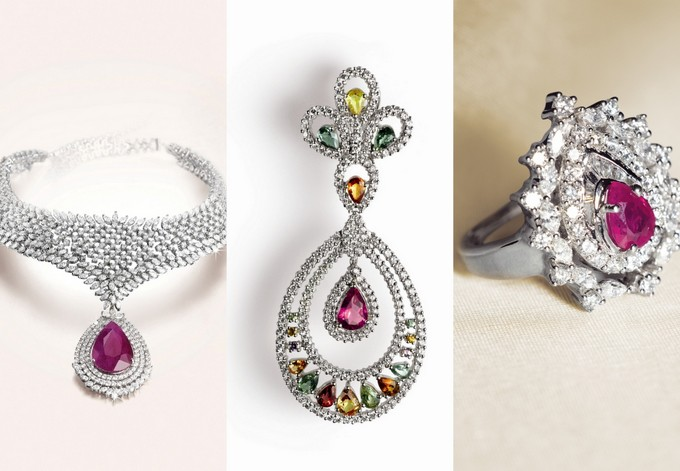 Valentines Day Gift Ideas: Special Collections in Jewellery, Spas and More!
